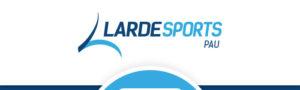 Inauguration du magasin de notre partenaire Larde Sport
