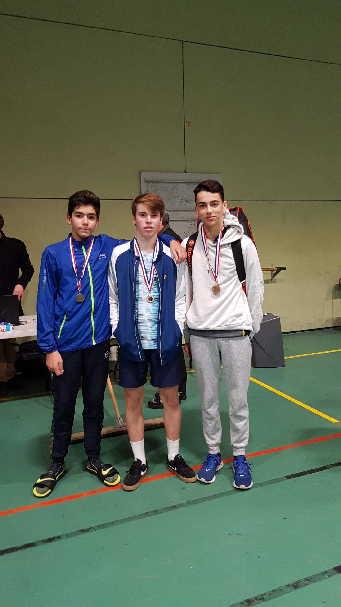 [Résultats] Tournoi des Vendanges (33) & Trophée départemental (65)