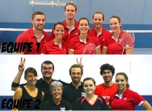 Read more about the article Un week-end de compétition