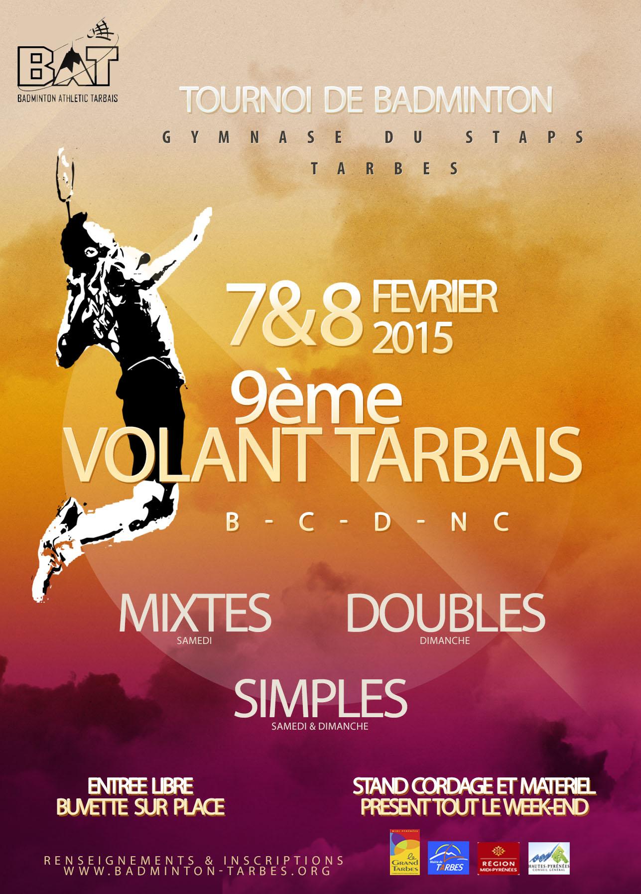 Read more about the article 9ème Volant Tarbais