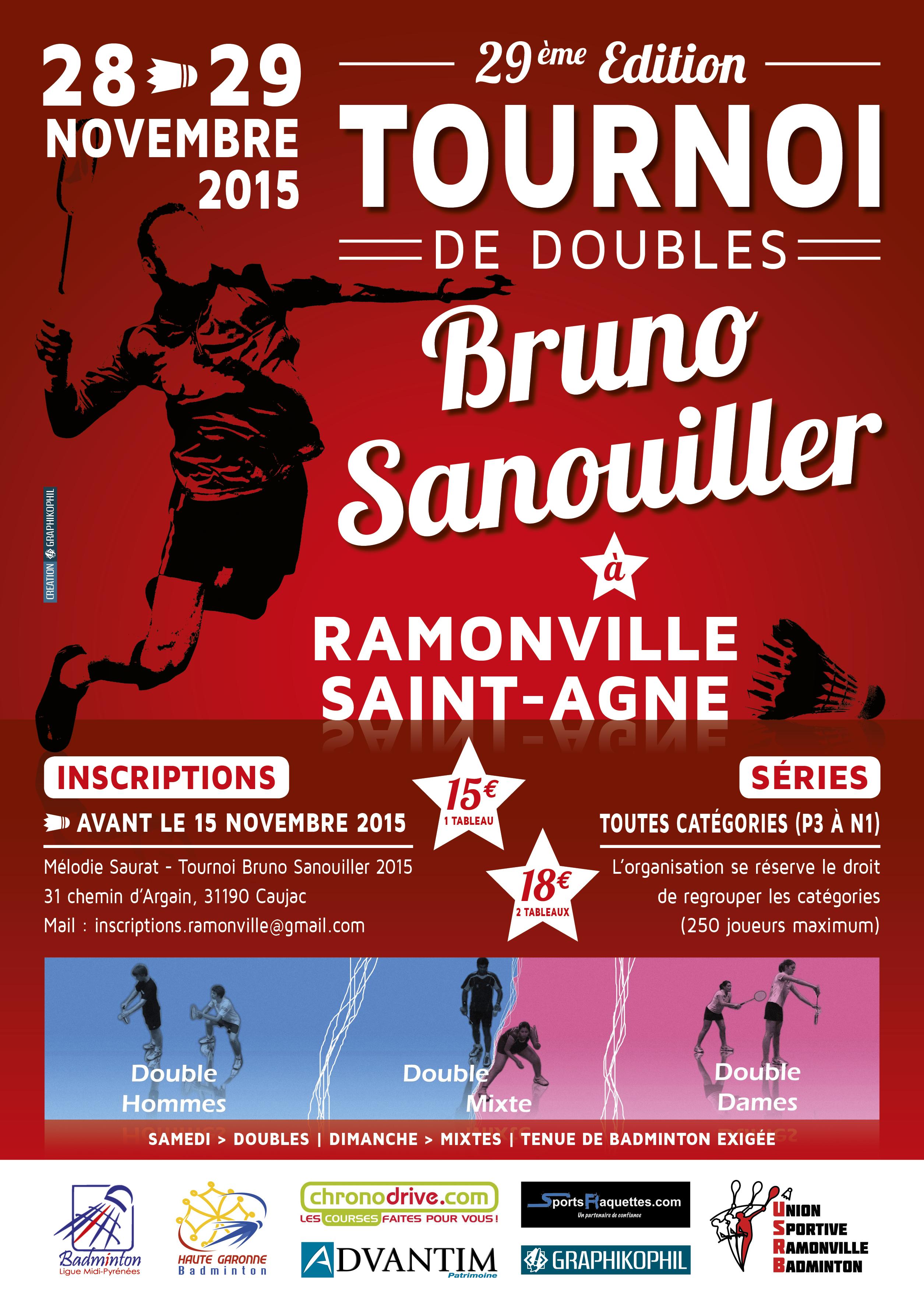 29e Tournoi de Ramonville