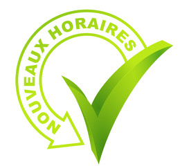 Read more about the article Horaires du mardi